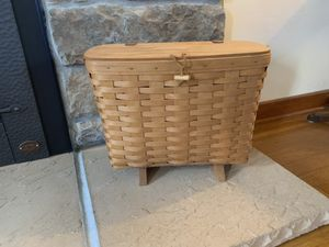 Longaberger basket for Sale in Wood River, IL