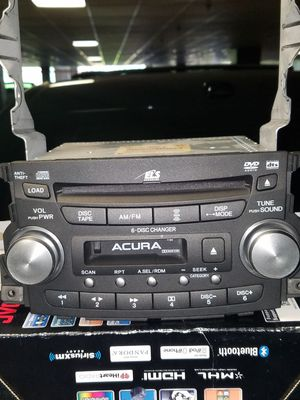 2004 Acura Stock 6 disc CD player for Sale in Nashville, TN