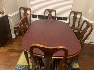 Huge dining table set for Sale in High Point, NC