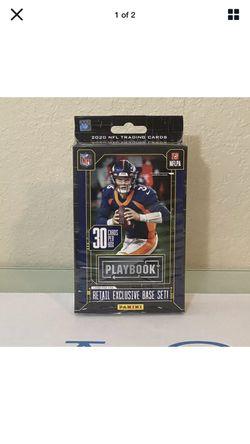 🔥2020 Panini NFL Playbook Football Hanger Box Sealed 🔥Tua? Herbert? for Sale in Beltsville,  MD