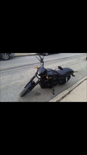 Harley Davidson Street (XG) 750 for Sale in Pittsburgh, PA