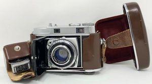 Vintage 1950's Kodak Retina IIc Type 020 Rangefinder 35mm Film Camera for Sale in Palos Park, IL
