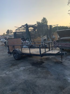 Trailer 6x12 for Sale in Perris, CA