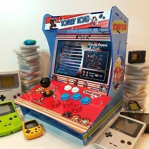 Countertop donkey kong game arcade game for Sale in Vancouver, WA
