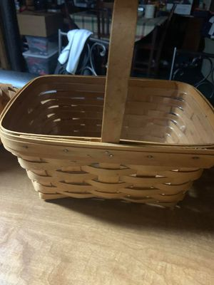 Longaberger basket for Sale in Middleburg, PA