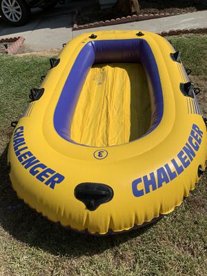 challenger 3 inflatable boat for Sale in undefined