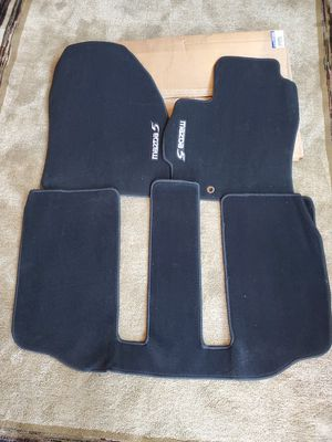 Mazda 5 2010 floor mats for Sale in Santa Clarita, CA
