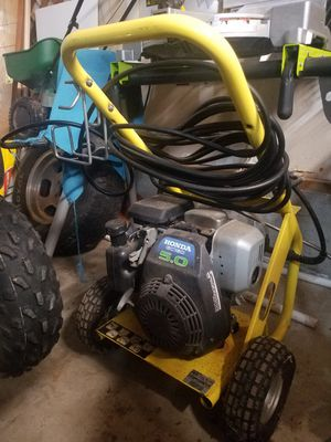 Karcher 2400 PSI pressure washer for Sale in Hillsboro, OR