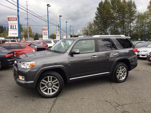 2013 Toyota 4Runner for Sale in Lynnwood, WA