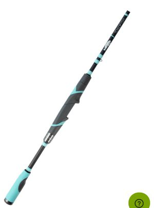 3 new toadfish inshore fishing rods for Sale in Vero Beach, FL