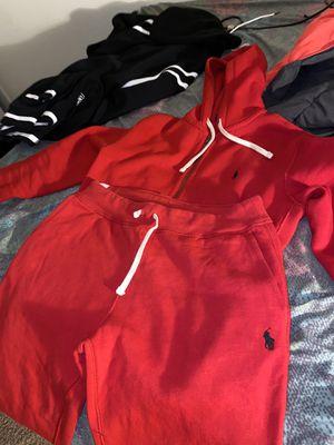 Polo sweatsuit for Sale in Las Vegas, NV