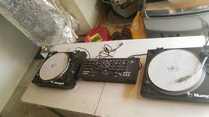 Dj equipment for Sale in Chino, CA