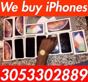 IPhone Samsung tablets electronic iPad MacBook for Sale in Altamonte Springs, FL