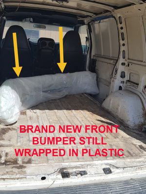 Parts GMC Safari Astro Cargo van brand new front bumper for Sale in Germantown, MD