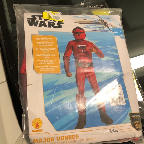 Star Wars Costume Small 4-6