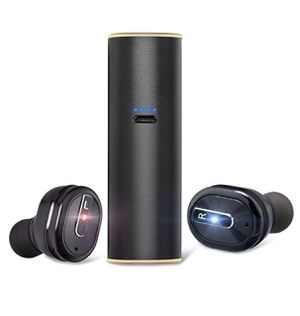 Earbuds Bluetooth Wireless, TWS Bluetooth 5.0 Headphones with Mic and Charging Case, Hi-Fi Quick-Pair Bluetooth Earphones 15H Playtime for iPhone and for Sale in Mead, WA