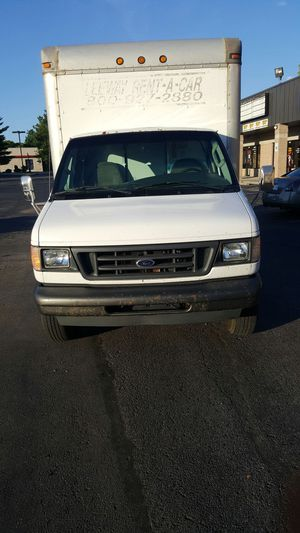 2003 Ford Econoline Super Duty 350 for Sale in Columbus, OH