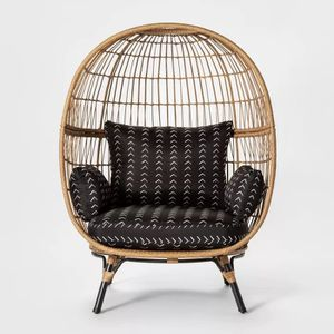 """""""Brand new"""" Extra Large Southport Patio Egg Chair from Opalhouse Deep-seated egg chair is comfortable and stylish cushions included for Sale in Boca Raton, FL"""