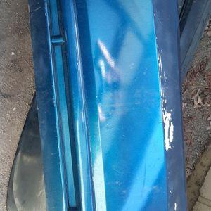 2000 Celica Bumper, Side Skirt And Spoiler for Sale in Fresno, CA