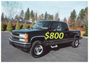 🙏🏼Clean_1998 Chevrolet Silverado - One Owner - $800 for Sale in San Francisco, CA