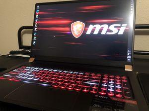 MSI Gaming Laptop for Sale in Progreso Lakes, TX