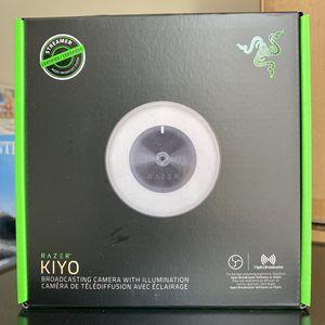 RAZER KIYO gaming streaming camera for Sale in Pembroke Pines, FL