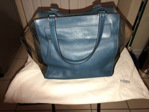 100% Authentic Fendi bag for Sale in Wyncote, PA