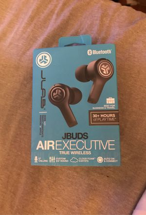"JBUDS""AIR-EXECUTIVE"" ~REAL WIRELESS~ ""THE BEST!!!! for Sale in Middletown, CT"