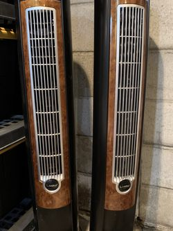 2 Tower Fans for Sale in Everett,  WA