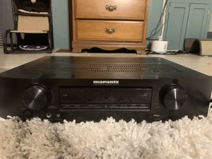 Marantz NR1403 Slim Line 5.1-Channel Home Theater AV Receiver for Sale in Barrington, NH