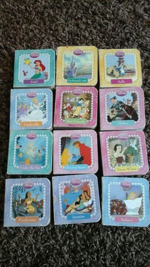 2 inch Princess hard books for Sale in US