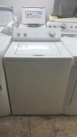 WHIRLPOOL WASHER LARGE CAPACITY **DELIVERY AVAILABLE TODAY** for Sale in Florissant, MO