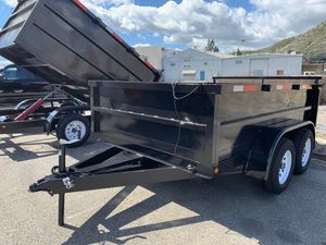 8x10x2 Dump Trailer for Sale in Lemon Grove, CA