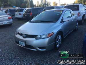 2007 Honda Civic Cpe for Sale in Bothell, WA