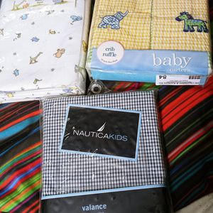 3 Brand New Baby Room Linen for Sale in Dallas, TX