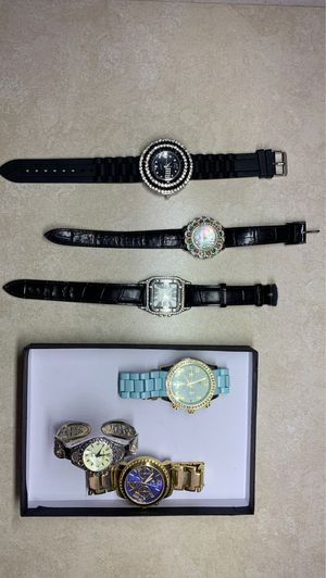 6 Watches for Sale in Grand Prairie, TX