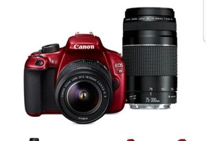 Canon revel t5 for Sale in Landover, MD
