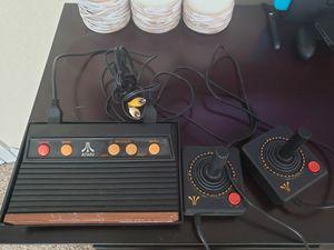 Atari game console w/2 joysticks for Sale in Gulfport, FL