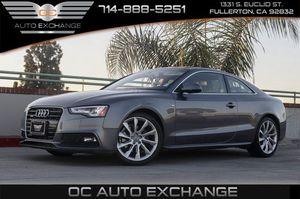 2016 Audi A5 for Sale in Fullerton, CA