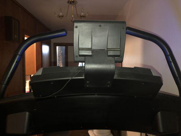 Nordic track x7i incline treadmill