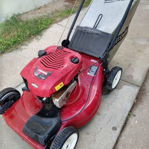 "Craftsman 190cc (22"") (fully maintenance) (Self propelled) (ready to mow) Lawn Mower for Sale in Anaheim, CA"