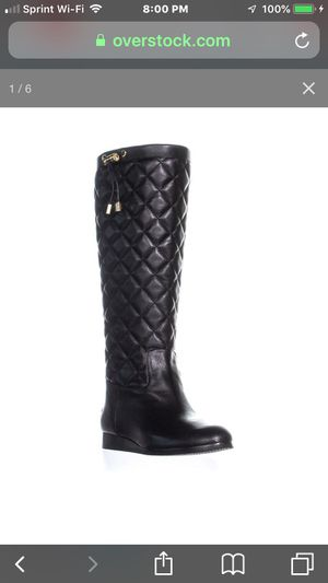 $90 NWT Michael Kors lizzy tall boots for Sale in Sudley Springs, VA