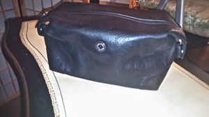 BLACK LEATHER COLEHAAN SHAVEKIT for Sale in Keizer, OR