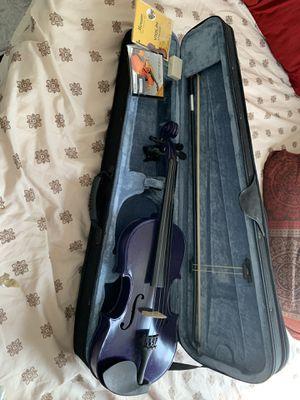 Purple Violin for Sale in Petersburg, VA