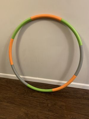 Weighted hula hoop for Sale in Saint Charles, MO