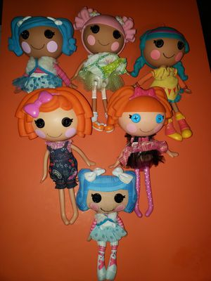 Lalaloopsy for Sale in Charlotte, MI