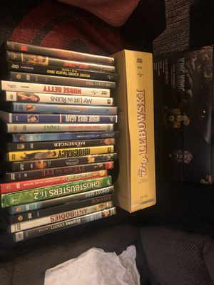 Another free bundle of DVDs for Sale in Glendale, CA