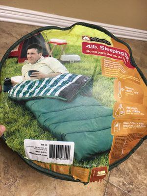 Ozark trail sleeping bag for Sale in Burleson, TX