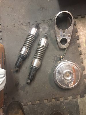Motorcycle parts for Sale in NEW PRT RCHY, FL