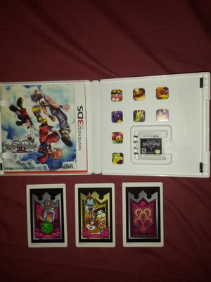 Kingdom Hearts: Dream Drop Distance [Nintendo 3DS] for Sale in Los Angeles, CA